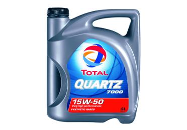 Packshot Quartz 7000 15w 40 bidon 5l