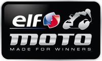 Logo elf moto