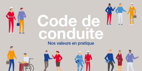 Illustration code de conduite 2019